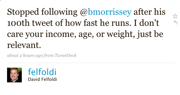 felfoldi twitter response to bmorrissey