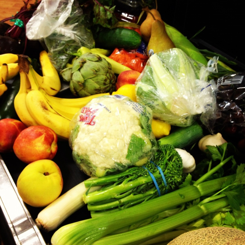 vegetables and produce from Buford Highway Farmers Market