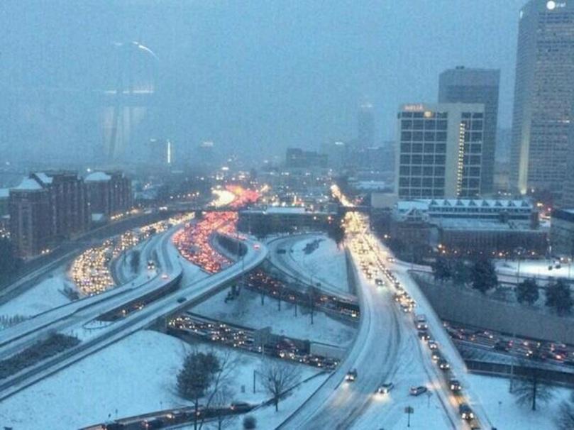 The Walking Dead SnowJam Atlanta