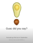 Guac did you say?