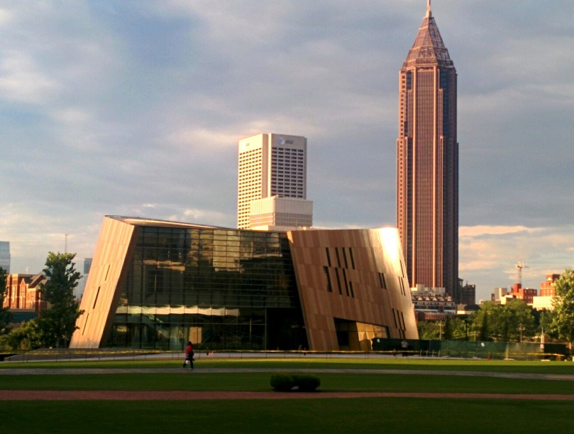 Center for Civil and Human Rights in Atlanta