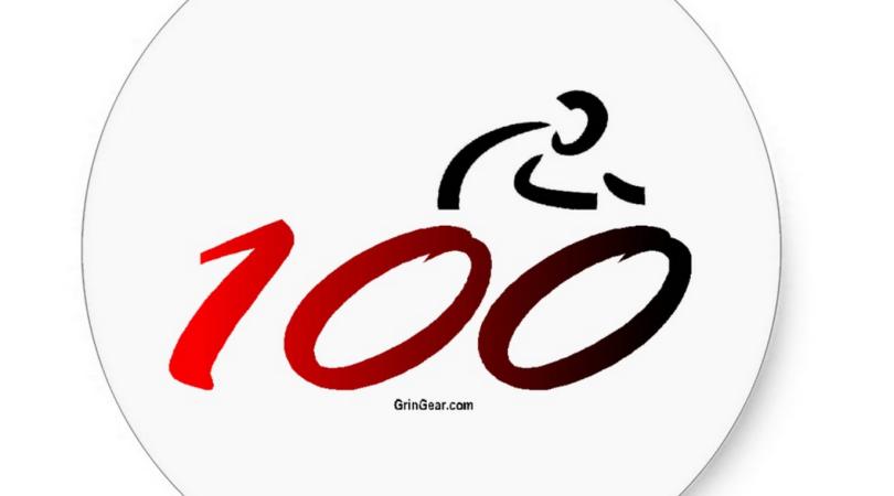 100 mile century